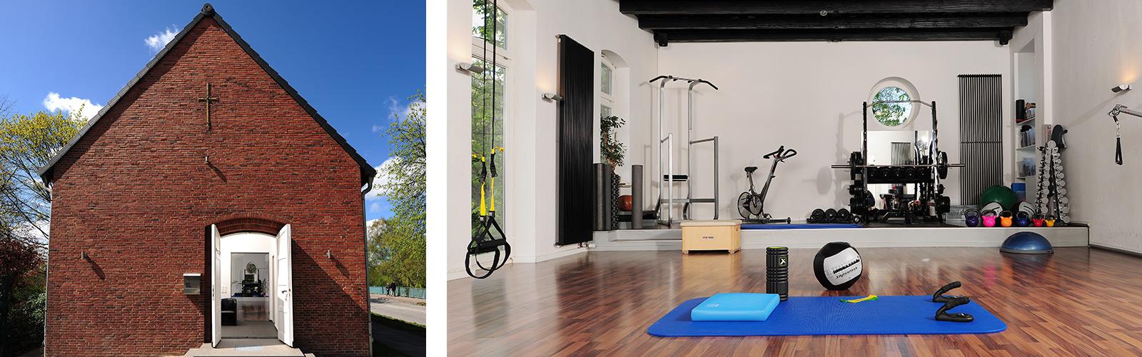 Personal Trainer Studio Hamburg