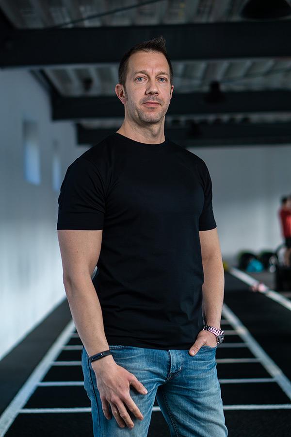 Thorben Schütt - Personal Trainer Hamburg